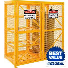 Global™ armoires de rangement de bouteille de gaz