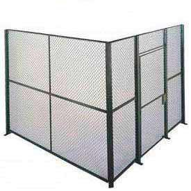 Husky Rack & Wire EZ Wire Mesh Partitions - Design Your Own