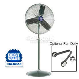 Pedestal Fan - Oscillating Industrial