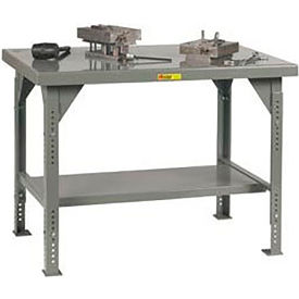 Adjustable Height Extra Heavy-Duty Workbenches