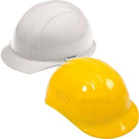 10 x B-BRAND SAFETY BASEBALL CAP BUMP HARD HAT YELLOW FOR HEAD SAFETY