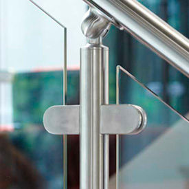Glass Railing Clips and Grips