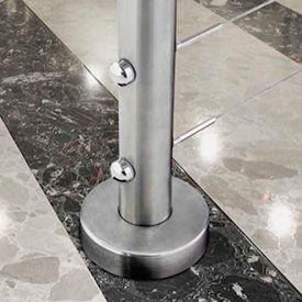 Railing Floor Mount Components