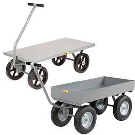 Tablier en acier Wagons