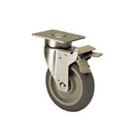 Global Industrial™ Hi Tech Dual Locking Caster 400 LB. Capacity