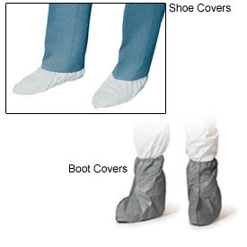 Disposable Shoe And Boot Covers