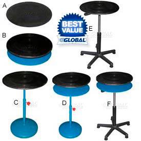 Manual Rotation Turntables