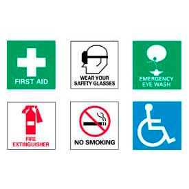 Graphic Facility Signs