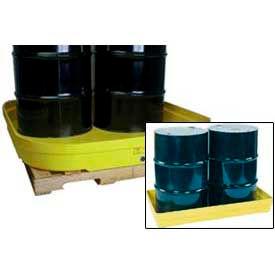 Tambour & réservoir de bassins de confinement des déversements