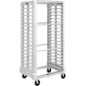 Rubbermaid® Max System™ Plastic Tray Carts & Trucks