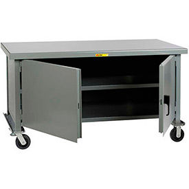 Mobile Welded 12-Gauge Workbenches