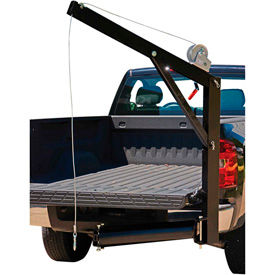 Pickup Truck Hitch Crane