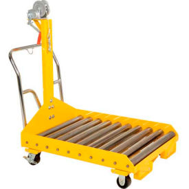 Forklift Battery Transfer Cart