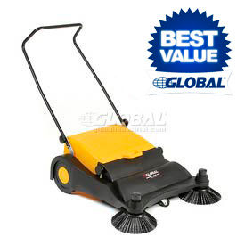 Global Industrial™ Industrial Push Sweeper