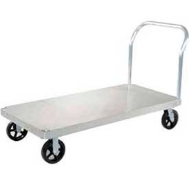 Aluminum Smooth Deck Platform Trucks