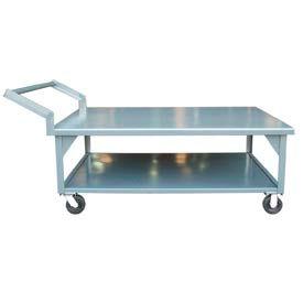 Forte Hold® Hercules surdimensionné Portable Table en acier