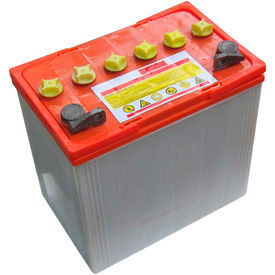 Replacement Batteries for Global Industrial™ Self-Propelled Electric Pallet Jack Trucks