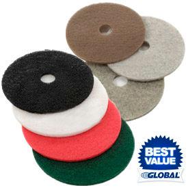 Global Industrial™ Low & High Speed Floor Pads