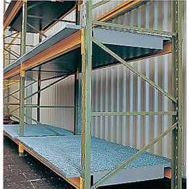 Pallet Rack - Spill Control Sump