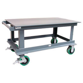Extra Heavy Duty 12,000 Lb. Capacity Portable Steel Tables