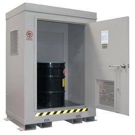 Hazardous Material (HazMat) Storage Buildings