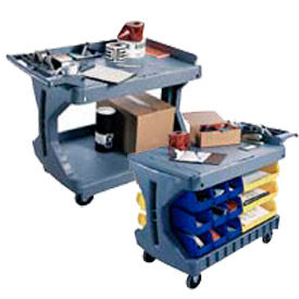 Akro-Mils® Two-In-One en plastique ProCarts™