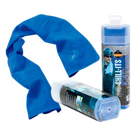 Chill-Its® Evaporative Cooling Towels and Bands