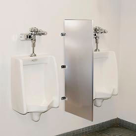 Global Industrial™ Salle de bains Stainless Steel Urinal Ecrans