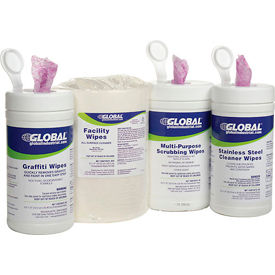 Global Industrial™ Cleaning Wipes