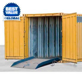 Bluff® Forklift Container Ramps