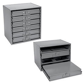 Compartment Rack with Steel Compartment Boxes