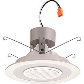Lithonia LED Wireless Speaker Downlights
