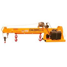 Grues de la bôme de foc pour le chariot élévateur motorisé Caldwell