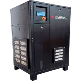 1-Phase Tankless Rotary Screw Air Compressors