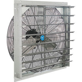 Ventilateur d'extraction avec obturateur