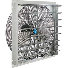 Exhaust Fan With Shutter