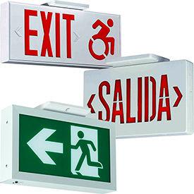 Specialty Exit Signs