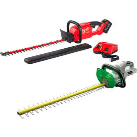 Cordless Electric Hedge Trimmers