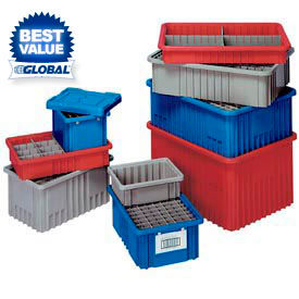 Plastic Dividable Grid Containers