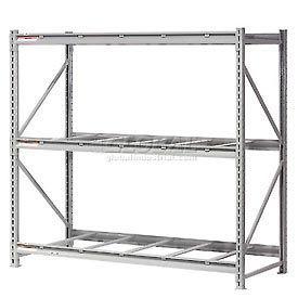 Global - Rack de stockage de très haute capacité vrac métalliques sans platelage