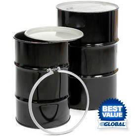 Global Industrial™ Closed & Open Head Steel Drums