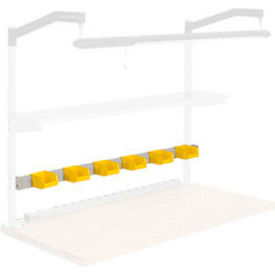 Global Industrial™ Workbench Bin Rails