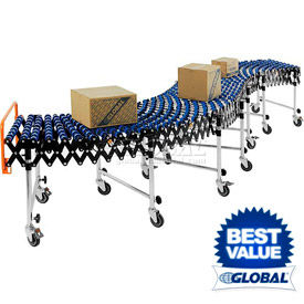 Best Value Portable Flexible & Expandable Gravity Conveyors