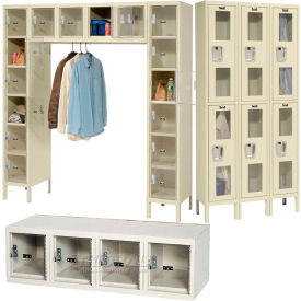 Hallowell Safety-View Lockers