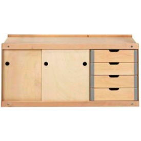 Beech Cabinet Benches