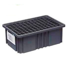 Stackable Conductive Grid Boxes