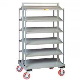 All Welded Steel Sloped Shelf Trucks & Racks