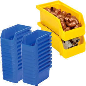 Akro-Mils® Plastic Hang Stack and Nest Bins