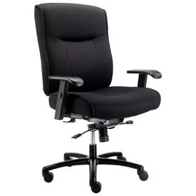 Interion® Big and Tall Fabric Chairs