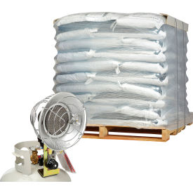 Fast Acting Ice Melt And Free Tank Top Heater